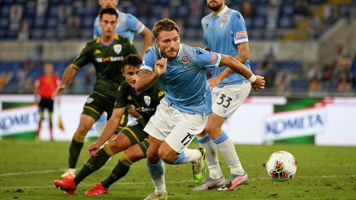 Lazio Vs Brescia: Correa dan Immobile Menangkan Si Elang