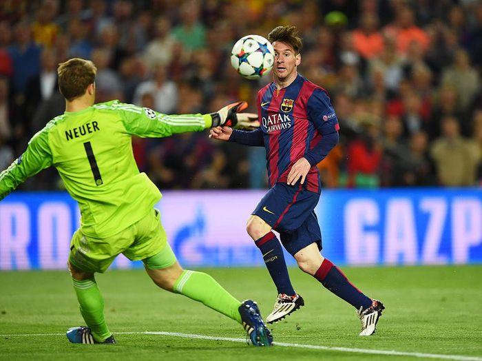 Barcelona vs Bayern mempertemukan dua tim yang belum terkalahkan di Liga Champions musim ini
