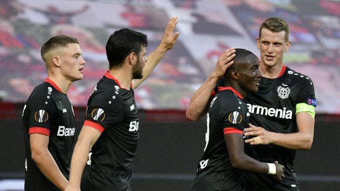 Bayer Leverkusen menang 1-0 atas Rangers FC di leg kedua babak 16 besar Liga Europa, dan maju ke perempatfinal dengan agregat 4-1