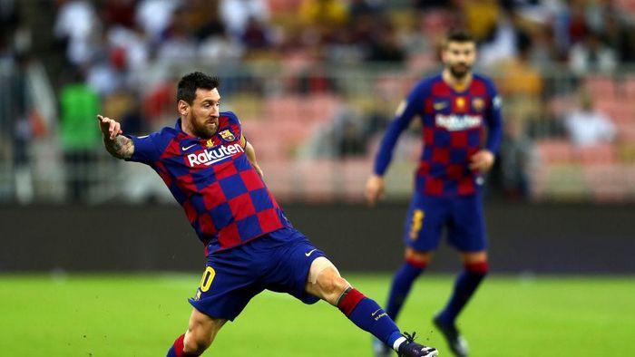 Manchester City ngebet mendatangkan Lionel Messi