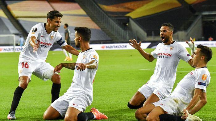 Sevilla berhadapan dengan Inter Milan di final Liga Europa