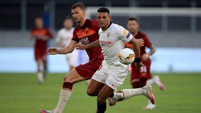 Sevilla lolos ke perempatfinal Liga Europa usai menang 2-0 atas AS Roma di babak 16 besar