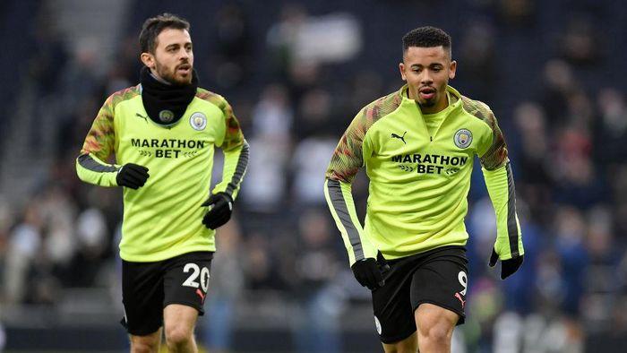 Silva dan Jesus disebut akan dikorbankan City demi menggaet Messi