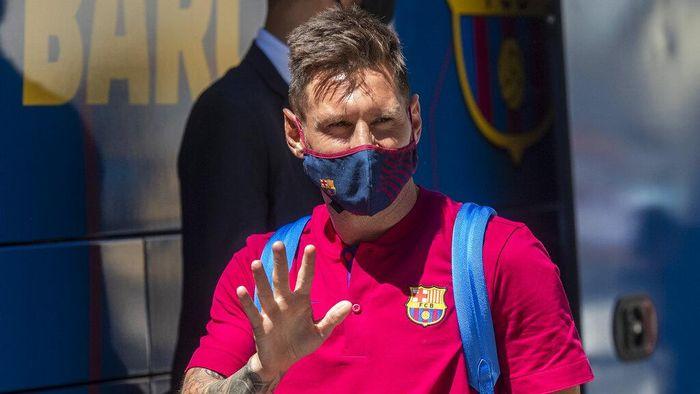 Lionel Messi Diam-diam Tak Disukai Rekan Setim Sendiri?