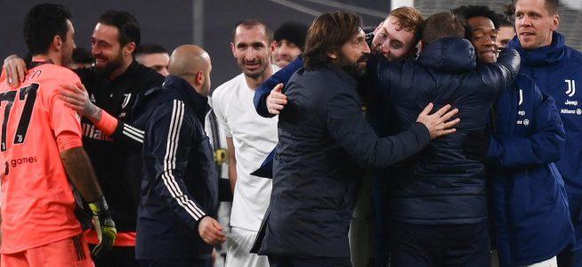 Hasil Coppa Italia : Juventus Depak Inter Milan