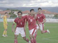 Irfan Bachdim Puji Aksi Timnas U-19 Indonesia dan Jack Brown