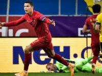 Portugal Vs Swedia: Tidak Ada yang Bisa Menghentikan Cristiano Ronaldo