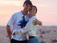 Liburan Mewah, Georgina Rodriguez Berpose Bak Putri Duyung