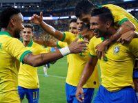 Sedang Tanding, Dapatkan Link Live Streaming Brasil vs Bolivia