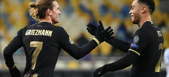 Barcelona Sikat Dynamo Kiev di Liga Champions, Ronald Koeman: Semua Pemain Lapar