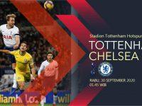 Prediksi Susunan Pemain Tottenham vs Chelsea di Piala Liga Inggris