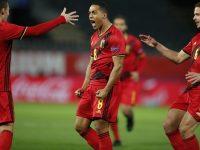 Hasil Lengkap UEFA Nations League : Belgia dan Italia Lolos, Inggris Pesta Gol