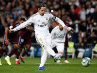 Menganalisa Teknik Tendangan Penalti Sergio Ramos, Bikin Kiper Lawan Hilang Akal