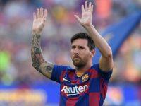 Lionel Messi Disarankan Pilih PSG daripada Manchester City karena Cuaca