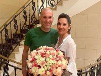 Perkenalkan Veronique Zidane, Wanita Hebat di Balik Kesuksesan Zinedine Zidane