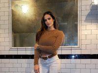 Cantik dan Seksi, Inilah Jessica Melena, Sosok Dibalik Kesuksesan Ciro Immobile