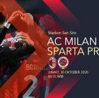 Prediksi AC Milan Vs Sparta Praha di Liga Europa: Tim Tamu Kalah Level