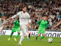 Manchester City Vs Real Madrid, Buruknya Rekor Los Blancos Tanpa Sergio Ramos
