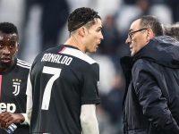 Ada Peran Cristiano Ronaldo Dalam Keputusan Juventus Pecat Sarri