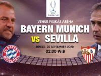 Prediksi Piala Super Eropa Bayern Munchen Vs Sevilla: Siapa Jadi Raja?