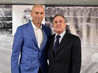 Tak Tersentuh di Real Madrid, Zidane Bisa Samai Reputasi Manajer Legendaris MU