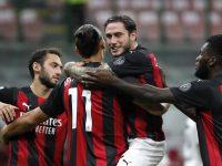 Hasil AC Milan vs Bologna: Cetak 2 Gol, Ibrahimovic Torehkan Prestasi Langka di Sepak Bola