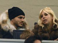 Inter Kalah, Wanda Nara Beri Ucapan Selamat pada AC Milan: Tanpa Cinta Tidak Ada Derby