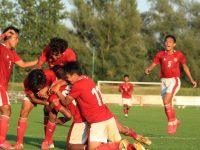 Hasil Lengkap Timnas U-19 Indonesia selama TC di Kroasia: Ditutup dengan Manis