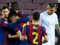 Pemain Barcelona Tidak Kompak Tolak Pemotongan Gaji