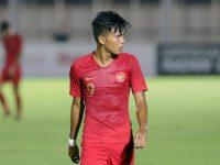 Pemain Persija Sutan Zico Antusias Rayakan Hari Olahraga Nasional ke-37