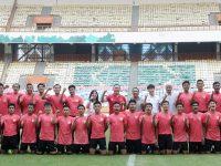 Hari Raya Idul Fitri, Pemain Timnas Indonesia U-19 Cuma Libur Sejenak