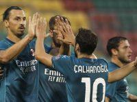 Hasil Liga Europa: AC Milan Singkirkan Shamrock, Tottenham Ikut Lolos
