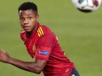 Usai Spanyol Vs Ukraina, Ansu Fati Jadi Starter di Barcelona?