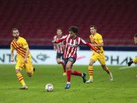 Hasil La Liga Spanyol : Atletico Bungkam Barcelona, Real Madrid Ditahan Villarreal