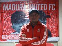 Pelatih Madura United Puji Kebugaran Fisik Gelandang Australia Jacob Pepper