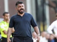 Gattuso Marah Napoli Main Imbang Lawan AC Milan