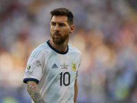Lionel Messi Bernafsu Bawa Argentina Juara Copa America 2021