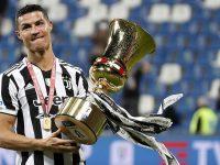 Juventus Juara Coppa Italia, Buffon dan Ronaldo Torehkan Tinta Emas