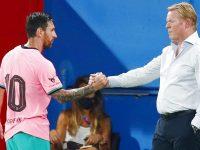Lionel Messi Menyerukan Persatuan di Barcelona, Ronald Koeman Masih Belum Tenang