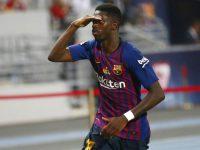 Striker Barcelona Divonis Absen Enam Bulan