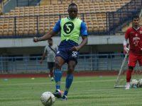 Persib Latihan di Masa Pandemi, Victor Igbonefo Kirim Pesan untuk Bobotoh
