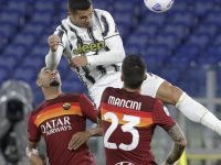 Ronaldo Dinyatakan Positif Covid-19, Saham Juventus Jatuh