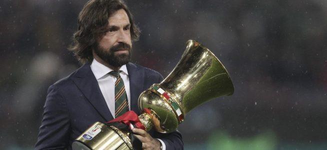 Kata Andrea Pirlo Usai Resmi Menjadi Pelatih Juventus
