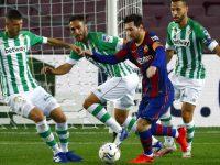 Barcelona vs Betis, Alasan Koeman Cadangkan Lionel Messi