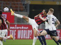 Positif Covid-19, AC Milan Siapkan Strategi agar Ibrahimovic Cepat Pulih
