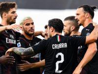 Sampdoria Vs AC Milan: Rossoneri Pesta 4-1