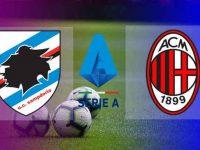 Cuplikan Gol : Sampdoria 1 – 4 AC Milan 30 Juli 2020