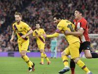 Barcelona Ikuti Jejak Real Madrid Tersingkir dari Copa del Rey