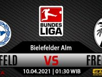 Prediksi Bola Arminia Bielefeld Vs Freiburg 10 April 2021