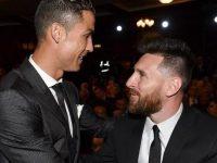 Cepat Sembuh Ronaldo, Messi Menunggumu di Liga Champions